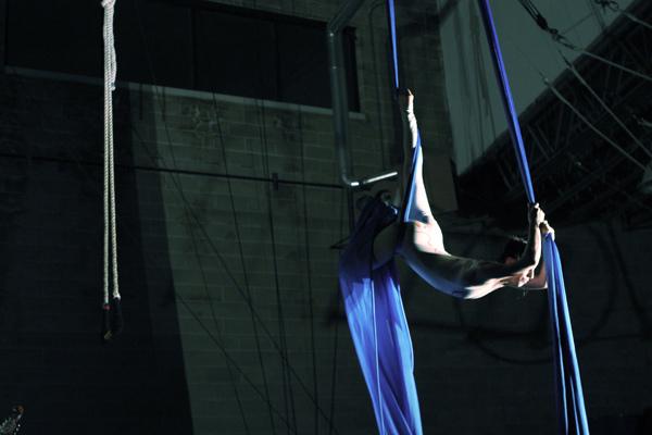 Susan Brennan - Circus Warehouse