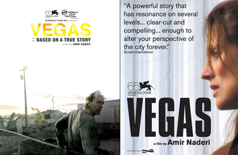 VEGAS - Based on a True Story - Amir Naderi and Susan Brennan